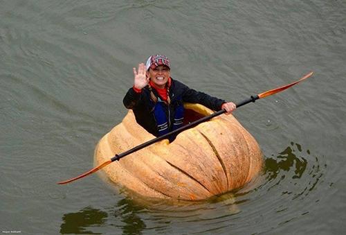 호박을 타고 강을 건넌 사람