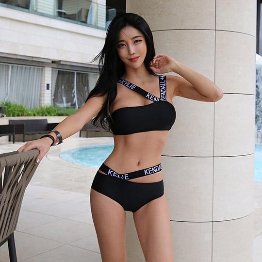 역대급 미모와 몸매의 모델