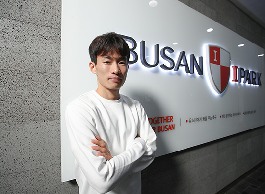 """[추석특집 인터뷰] """"아시안컵 욕심 나지만..."""" 김문환의 꿈은 이제부터..."""