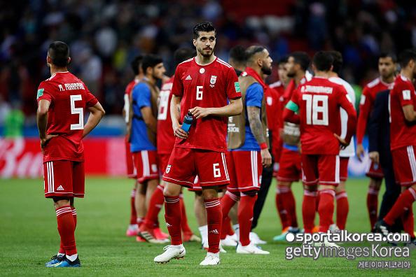 [월드컵 이슈] 이란도 유효슈팅 0개, 한국과 달리 칭찬 일색