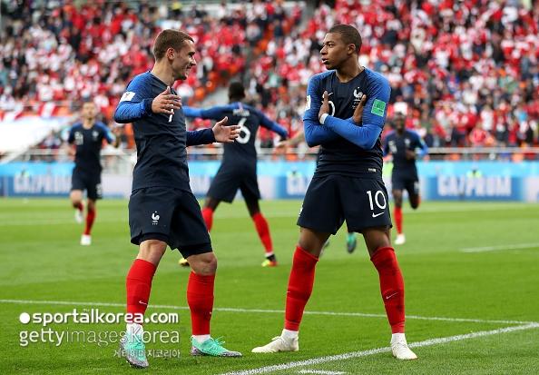 [월드컵 포커스] '19세 183일' 음바페가 바꾼 프랑스 축구史...전설의 시작