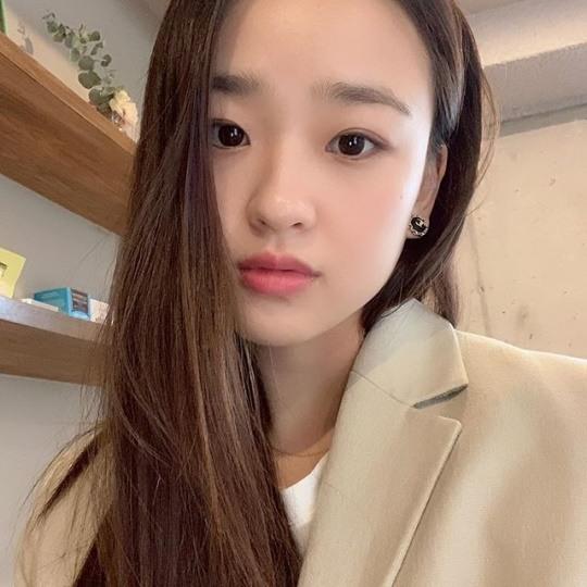 날마다 역대급 미모...손연재 '러블리 셀카' 공개