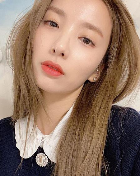 레인보우 출신 지숙, 이두희와 열애 인정