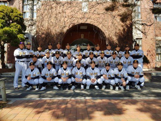 2019년 3월 21일, 세 번째 재창단을 마친 경기상고 야구단