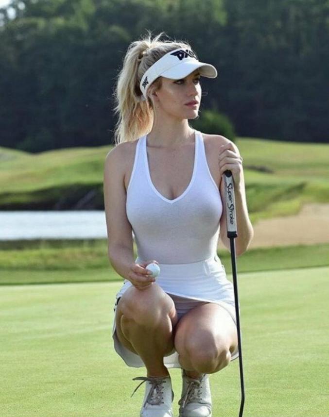 '미국 유현주' 스피라넥, 독보적인 볼륨 몸매