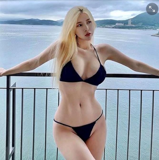 모델 최소미 '몸매종결자' 포스